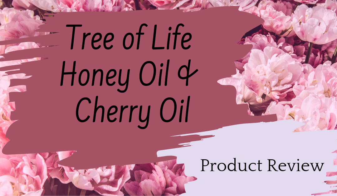 Cherry Oil & Honey Oil